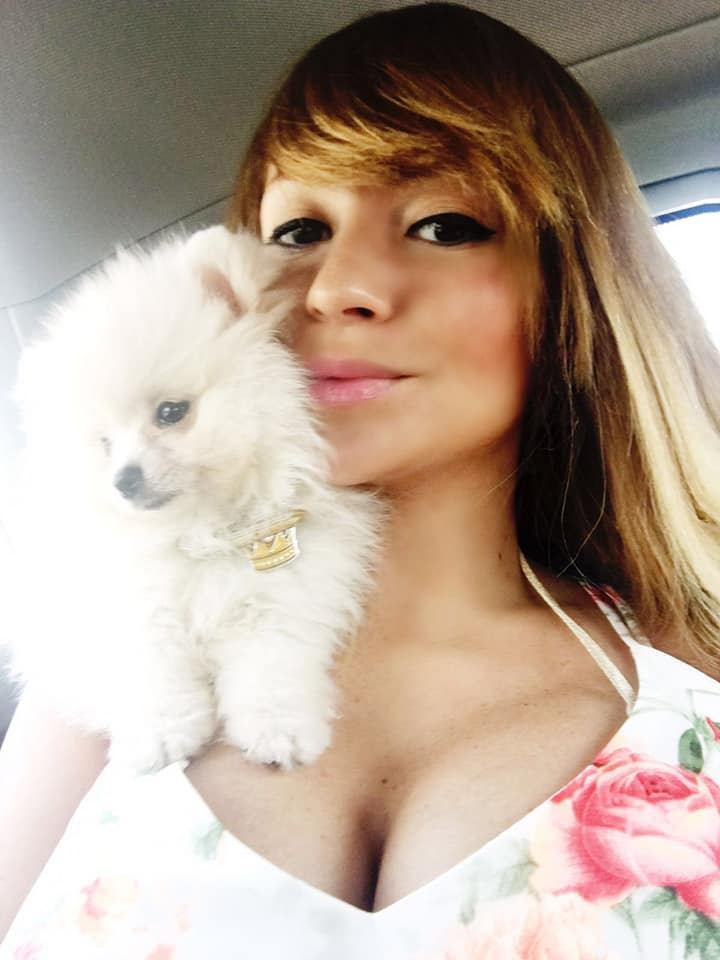 Marylin de goiz Ametz con la fabulosa mujer y cantante cantante Julita Bermejo de República Dominicana
